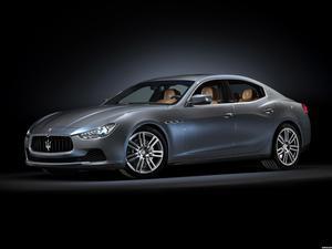 Maserati Ghibli Ermenegildo Zegna Concept 2014