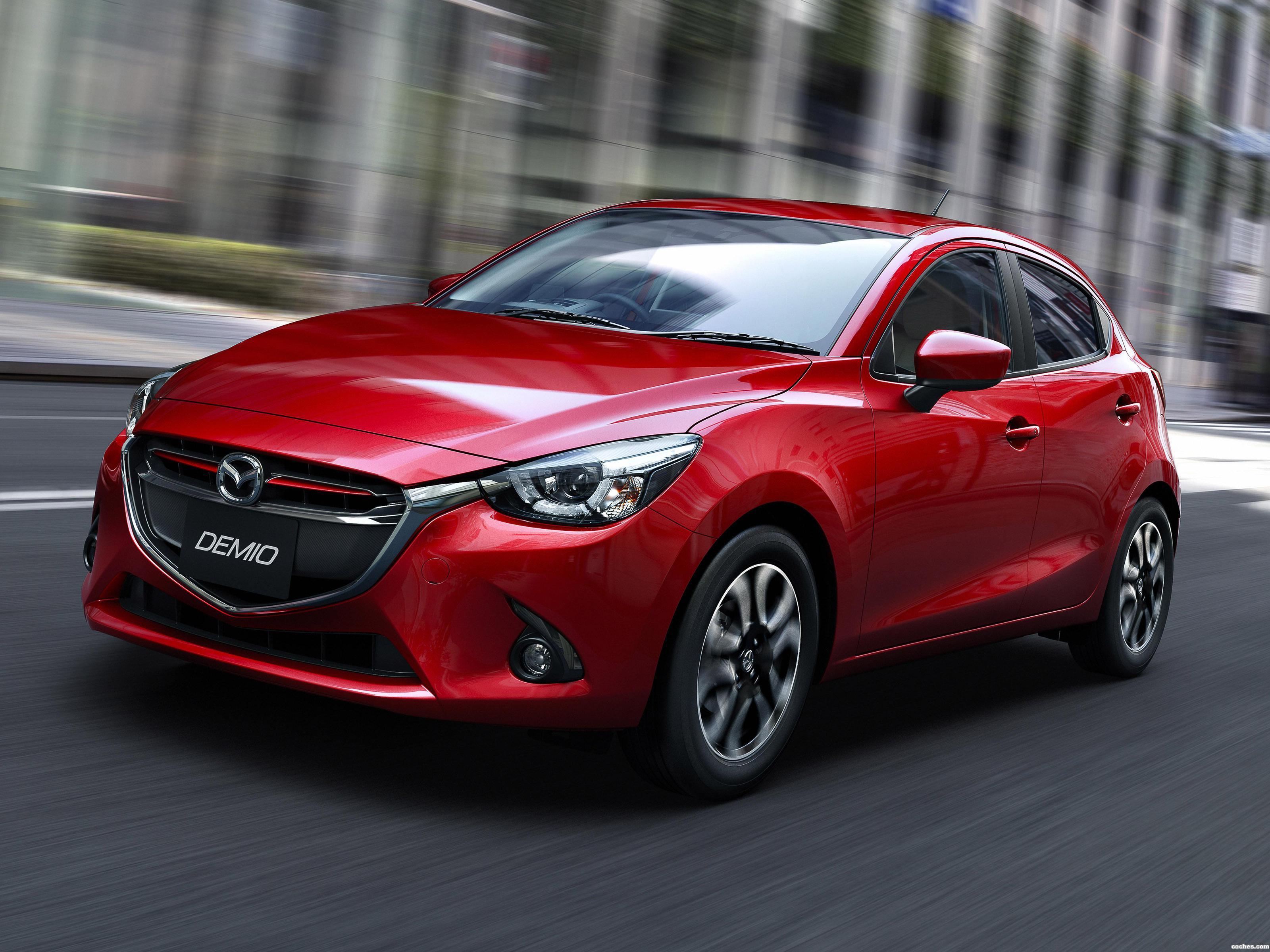 Fotos De Mazda Demio 2014