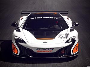 McLaren 650S Sprint 2014