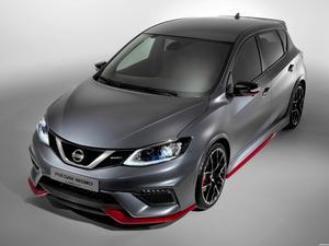 Nissan Pulsar Nismo Concept 2014