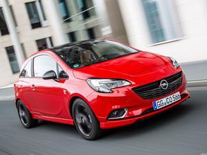 Opel Corsa 3 puertas Color Edition Opc Line 2015