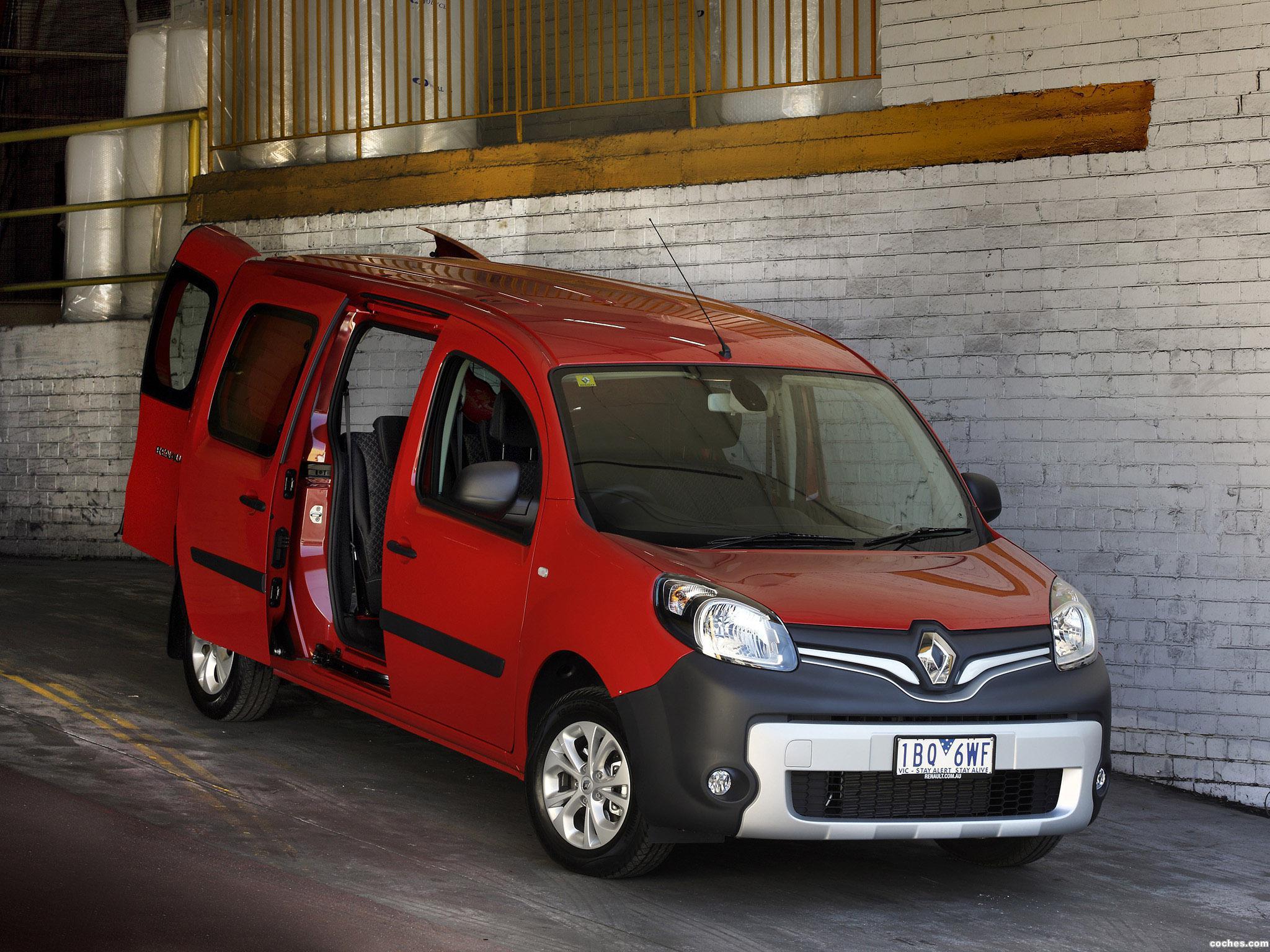 Fotos De Renault Kangoo Maxi Crew 2014