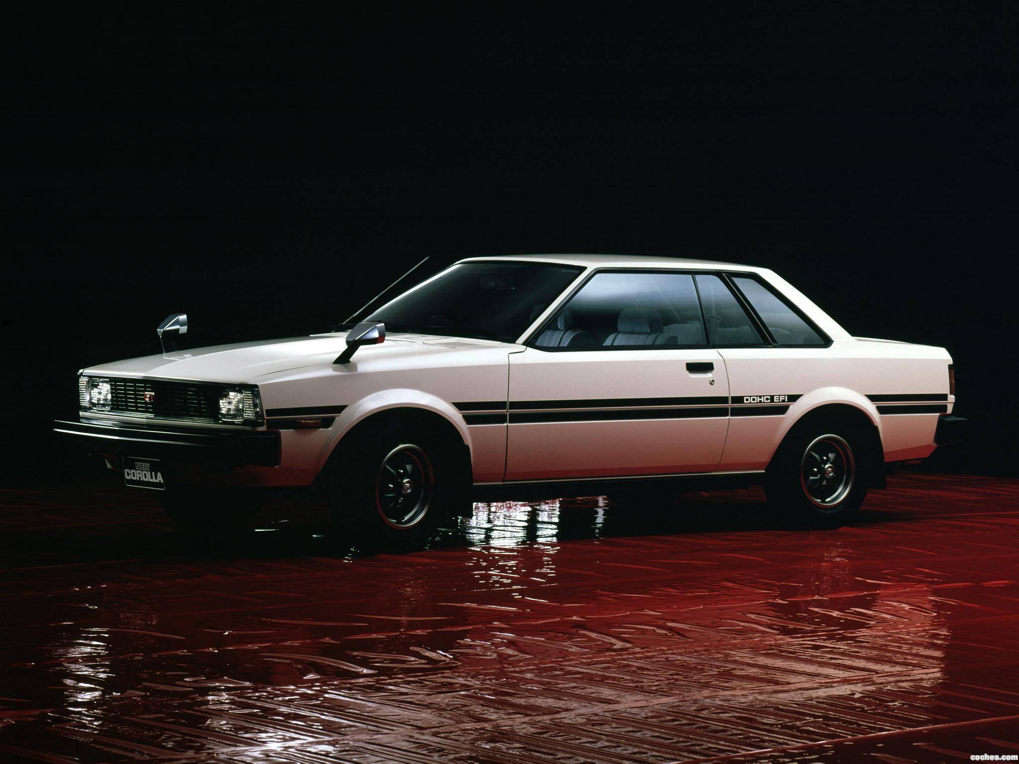 Fotos De Toyota Corolla Gt Hardtop E70 1979