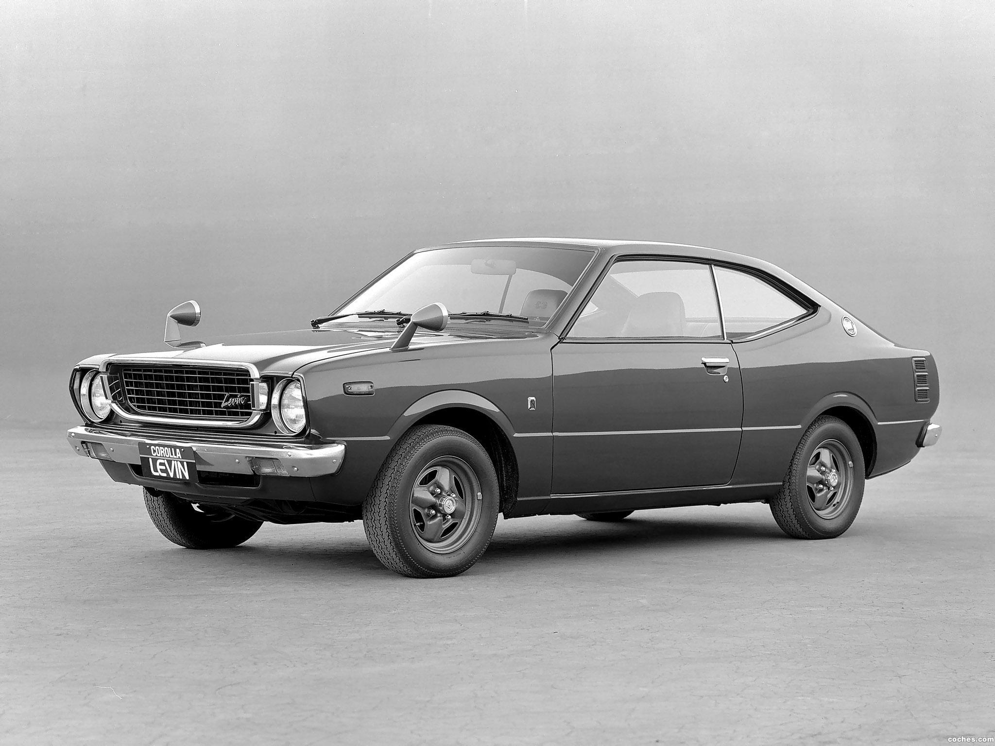 Fotos De Toyota Corolla Levin Te37 1974