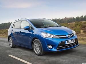 Toyota Verso UK 2013