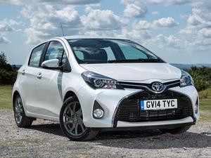 Toyota Yaris 5 puertas UK 2014