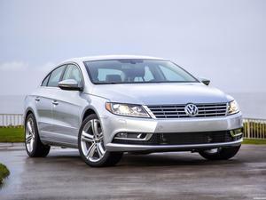 Volkswagen CC USA 2012