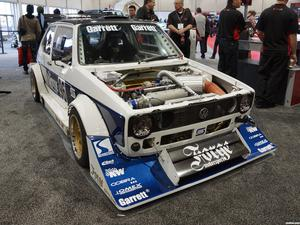 Volkswagen Golf Forge Motorsport 2013