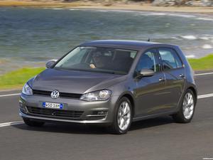 Volkswagen Golf TSI BlueMotion 5 Puertas Australia 2013