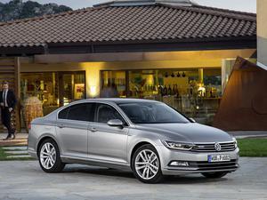 Volkswagen Passat 4MOTION 2015