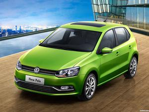 Volkswagen Polo China 2014