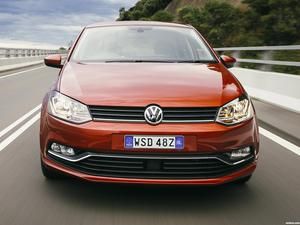 Volkswagen Polo TSI 5 Puertas Australia 2014