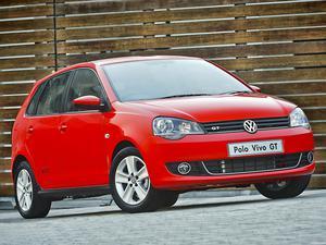 Volkswagen Polo Vivo GT 2014