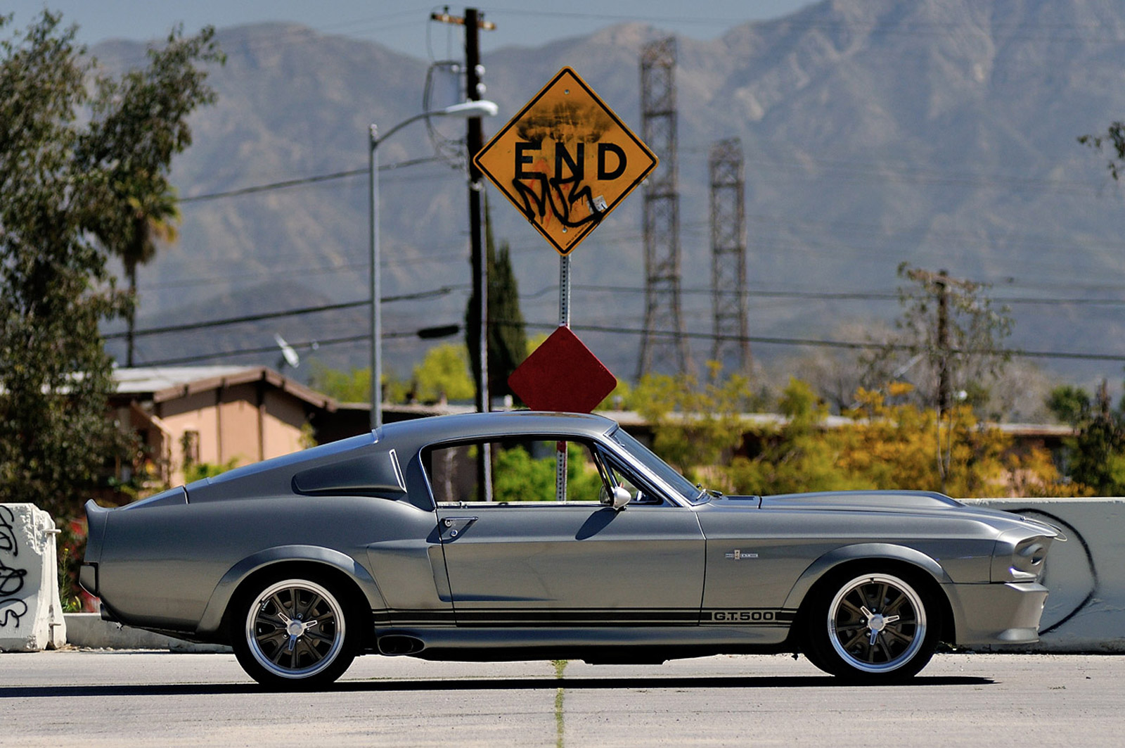 1967 Ford Mustang Eleanor Gone in 60 seconds 04