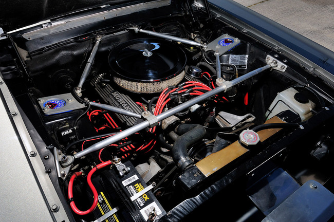 1967 Ford Mustang Eleanor Gone in 60 seconds 07