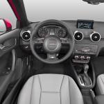 Audi A1 2015 interior 01