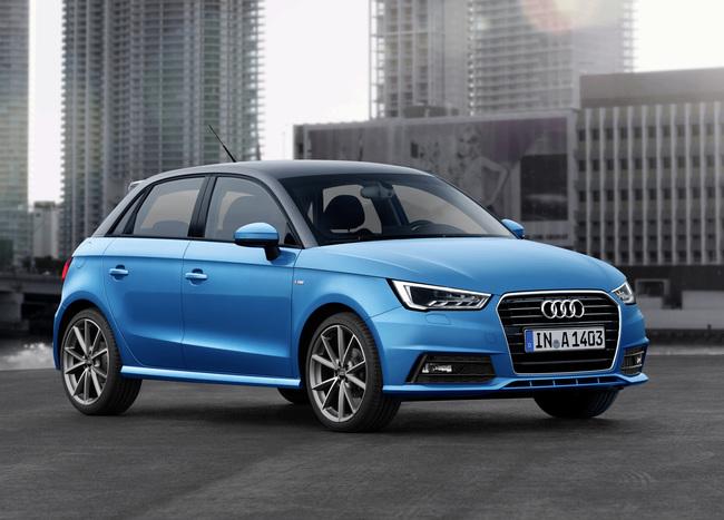 Audi A1 Sportback 2015 01