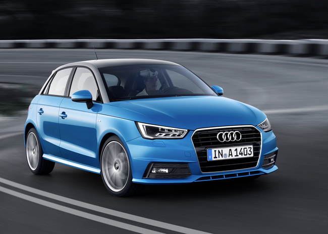 Audi A1 Sportback 2015 05