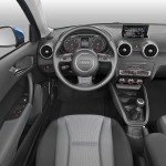 Audi A1 Sportback 2015 interior 01