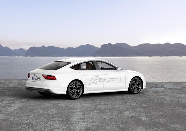 Audi A7 Sportback h-tron quattro concept 2014 02