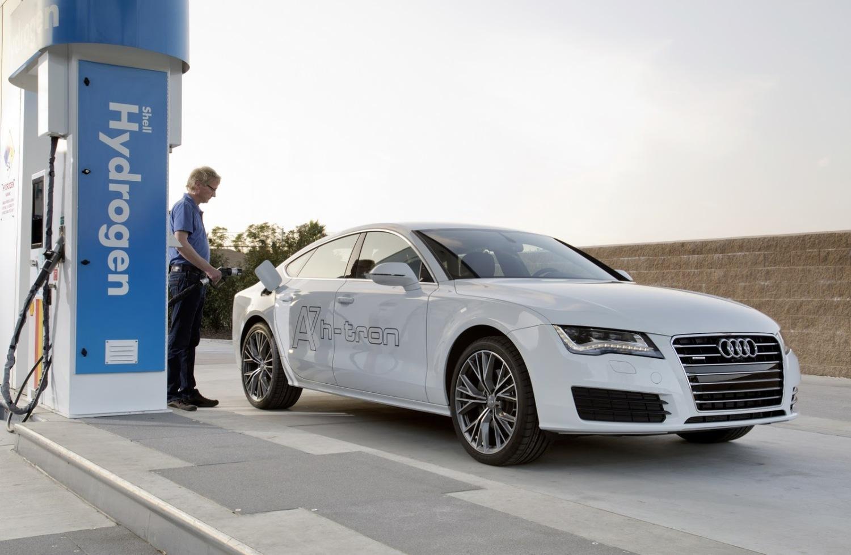 Audi A7 Sportback h-tron quattro concept 2014 04