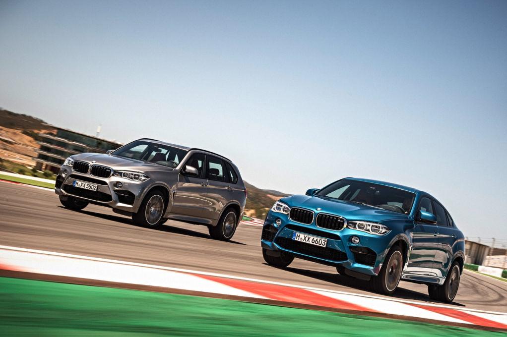 BMW X5 BMW X6 2015 04