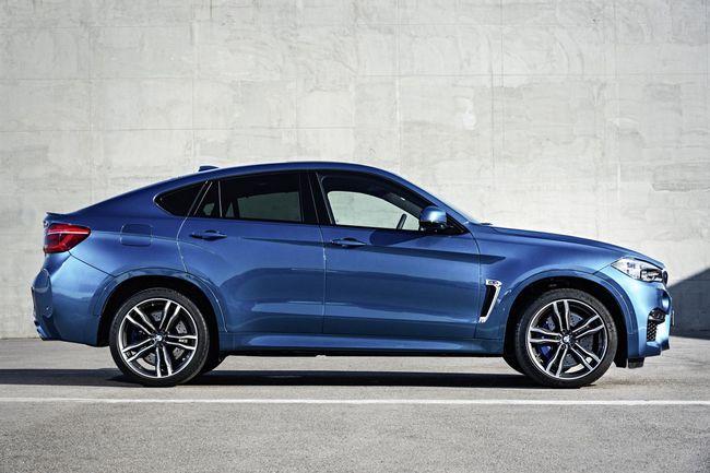 BMW X6 M 2015 13