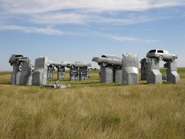 Carhenge - Alliance, Nebraska