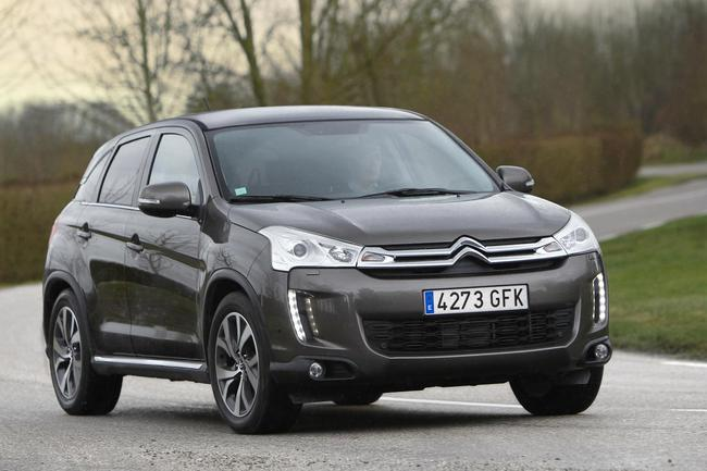 Citroen C4 Aircross Collection 2014