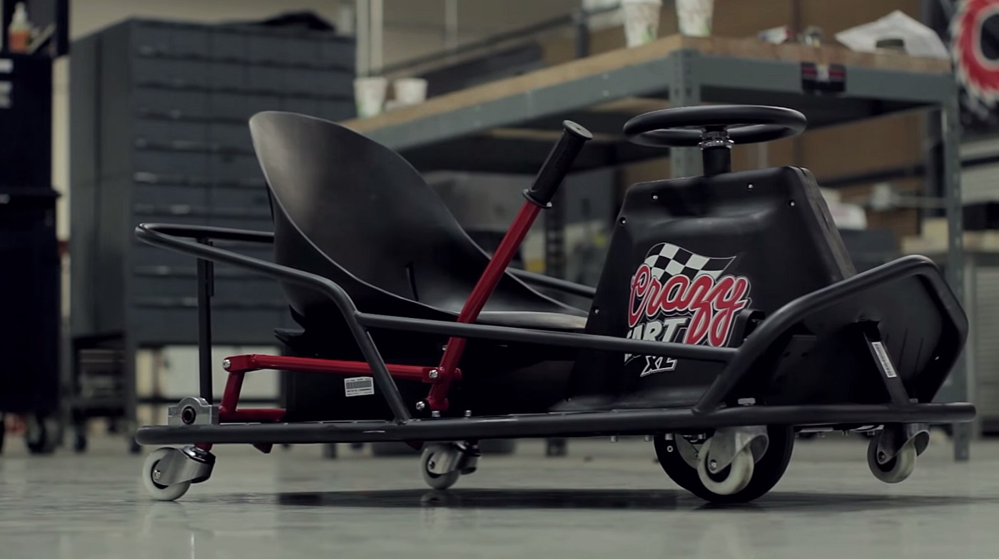 Crazy Cart Razor XL 3