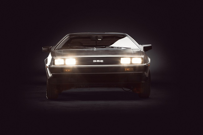 DeLorean DMC-1 (16)