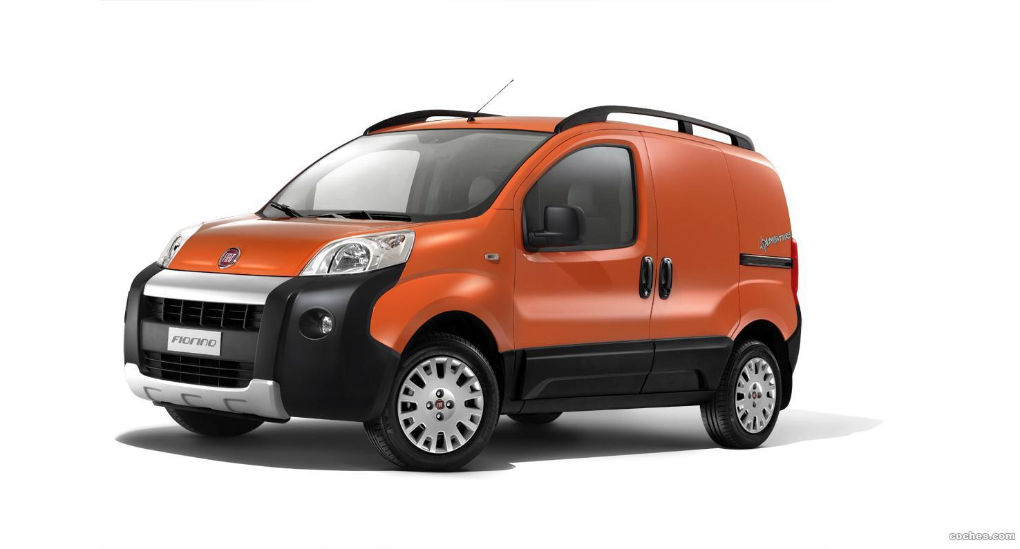 Fiat Fiorino COmercial 2008