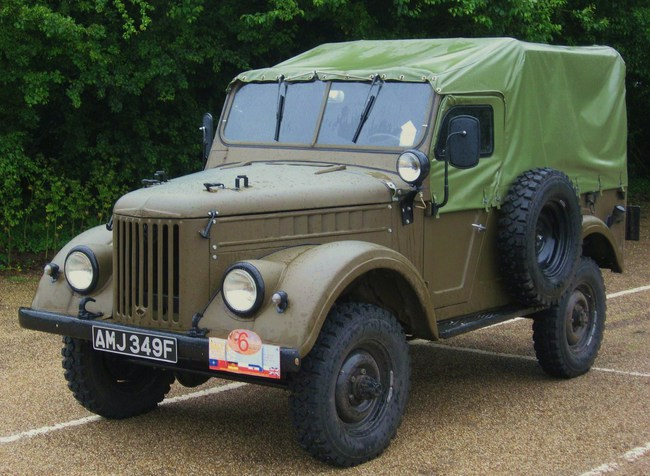 GAZ-69