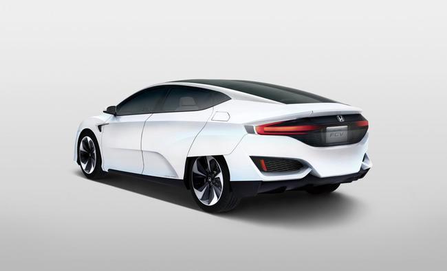 Honda FCV Concept 2014 05