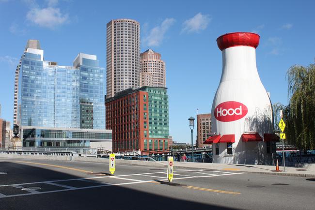 Hood Milk - Boston, Massachusetts