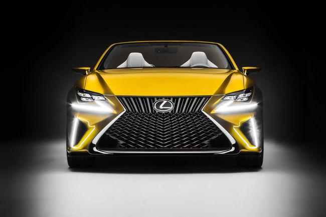 Lexus LF-C2 Concept 2014 10
