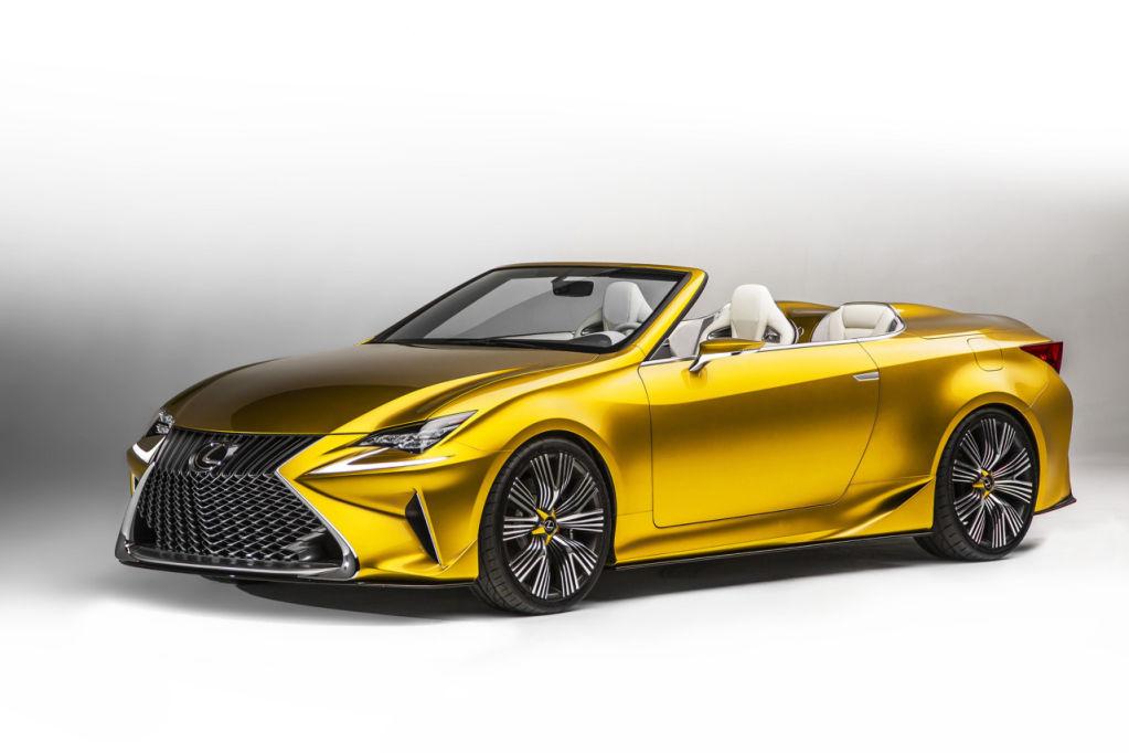 Lexus LF-C2 Concept 2014 14