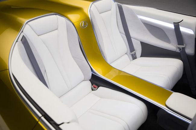 Lexus LF-C2 Concept 2014 16