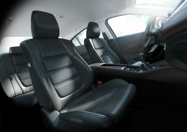 Mazda 6 2015 interior 04