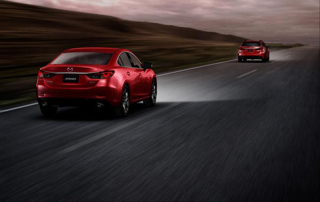 Mazda 6 y Mazda 6 Wagon 2015 02