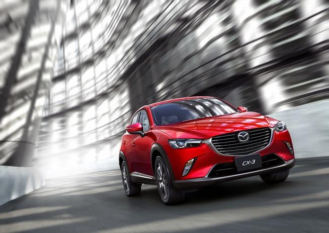 Mazda CX-3 2015 03