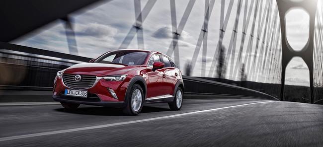 Mazda CX-3 2015 12
