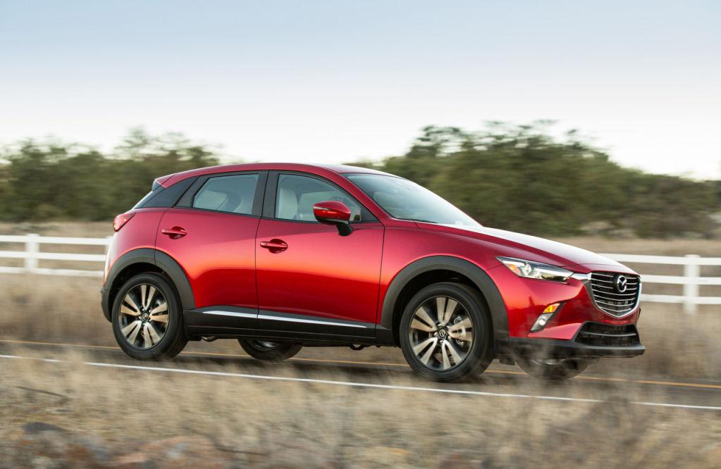 Mazda CX-3 2015 14
