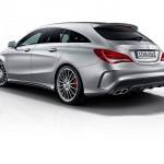 Mercedes-Benz CLA 45 AMG Shooting Brake 2015 10