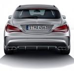 Mercedes-Benz CLA 45 AMG Shooting Brake 2015 11
