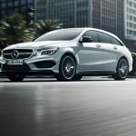 Mercedes-Benz CLA 45 AMG Shooting Brake 2015 14