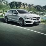 Mercedes-Benz CLA 45 AMG Shooting Brake 2015 15