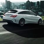 Mercedes-Benz CLA 45 AMG Shooting Brake 2015 17