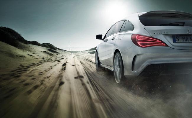 Mercedes-Benz CLA 45 AMG Shooting Brake 2015 18
