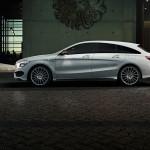 Mercedes-Benz CLA 45 AMG Shooting Brake 2015 19